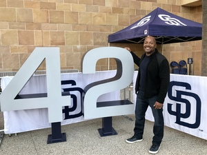 Thomas attended San Diego Padres vs. Colorado Rockies - MLB on Apr 3rd 2018 via VetTix