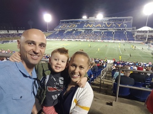 Amy attended DC United vs. Columbus Crew SC - MLS on Apr 14th 2018 via VetTix