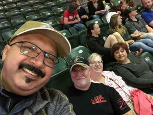 Joseph attended Denver Dream vs. Omaha Heart - Legends Football League - Women of the Gridiron on Apr 27th 2018 via VetTix