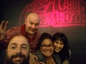 Bryan attended There Goes the Neighborhood Comedy Jam - 18+ on Apr 22nd 2018 via VetTix