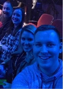 Steven attended Blue Man Group on Apr 15th 2018 via VetTix