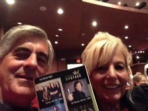 John attended Jim Curry Presents the Music of John Denver on Apr 8th 2018 via VetTix