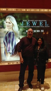 Ronald attended Jewel: Hits, Muses and Mentors on Mar 30th 2018 via VetTix