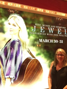 Mary Ann attended Jewel: Hits, Muses and Mentors on Mar 30th 2018 via VetTix