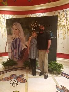 Jerome attended Jewel: Hits, Muses and Mentors on Mar 30th 2018 via VetTix
