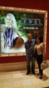 Jesus attended Jewel: Hits, Muses and Mentors on Mar 30th 2018 via VetTix