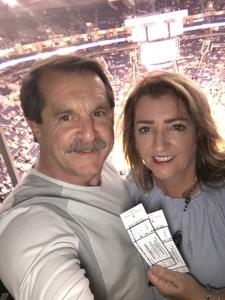 Charles attended Phoenix Suns vs. Sacramento Kings - NBA on Apr 3rd 2018 via VetTix