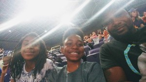 William attended Phoenix Suns vs. Sacramento Kings - NBA on Apr 3rd 2018 via VetTix