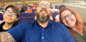 Julian attended Phoenix Suns vs. Sacramento Kings - NBA on Apr 3rd 2018 via VetTix