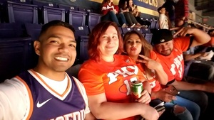 Armando attended Phoenix Suns vs. Sacramento Kings - NBA on Apr 3rd 2018 via VetTix