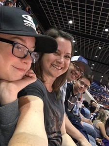 Brandon attended Phoenix Suns vs. Sacramento Kings - NBA on Apr 3rd 2018 via VetTix