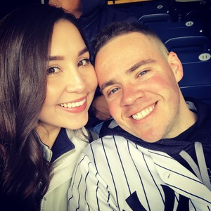 Christopher attended New York Yankees vs. Baltimore Orioles - MLB on Apr 7th 2018 via VetTix