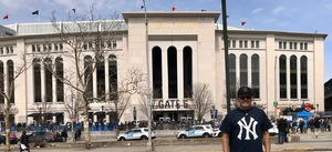 Vince attended New York Yankees vs. Baltimore Orioles - MLB on Apr 7th 2018 via VetTix