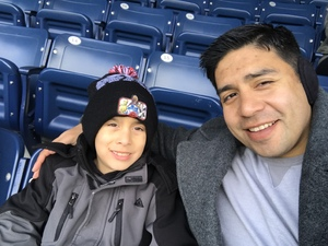Pedro attended New York Yankees vs. Baltimore Orioles - MLB on Apr 7th 2018 via VetTix