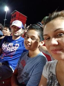 abel attended Phoenix Rising FC vs. Real Monarchs SLC - USL on Apr 7th 2018 via VetTix