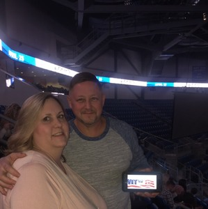 Tom attended Little Big Town - the Breakers Tour With Kacey Musgraves and Midland on Apr 7th 2018 via VetTix