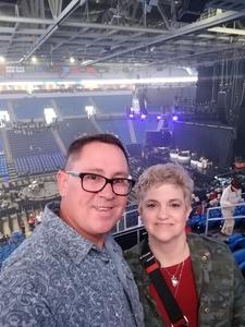 Sean attended Little Big Town - the Breakers Tour With Kacey Musgraves and Midland on Apr 7th 2018 via VetTix