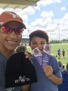 Click To Read More Feedback from Austin Sol vs. Tampa Bay Cannons - Ultimate Frisbee