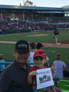 Click To Read More Feedback from Lake Elsinore Storm vs. Lancaster Jethawks - MiLB