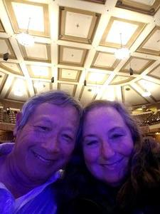 Kelvin attended The Righteous Brothers on Apr 14th 2018 via VetTix