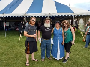 Charles attended The Long Peak Scottish Irish Highland Festival on Sep 9th 2018 via VetTix