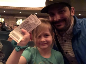 James attended Peppa Pig Live - Surprise on Apr 10th 2018 via VetTix