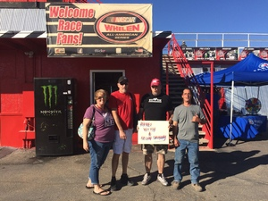 Click To Read More Feedback from Tucson Speedway: Icebreaker- Race the the Temperature!