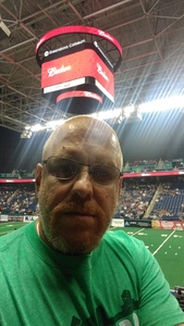 Michael attended Carolina Cobras vs. Mass Pirates - NAL on May 19th 2018 via VetTix