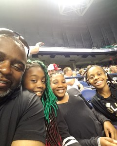 Melvin attended Carolina Cobras vs. Mass Pirates - NAL on May 19th 2018 via VetTix