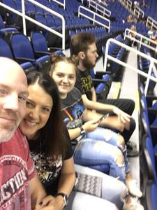 Robert attended Carolina Cobras vs. Mass Pirates - NAL on May 19th 2018 via VetTix