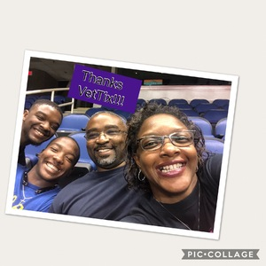 Ogretta attended Carolina Cobras vs. Mass Pirates - NAL on May 19th 2018 via VetTix