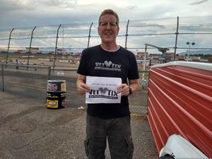 Scott attended Tucson Speedway: Roasted Rattler on Jul 28th 2018 via VetTix