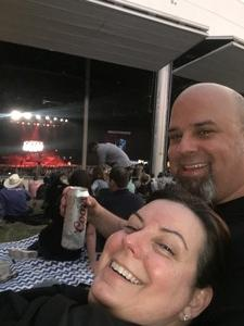 brian attended Brad Paisley Weekend Warrior World Tour Standing and Lawn Seats Only on Apr 13th 2018 via VetTix
