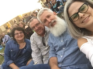 Stephan attended Brad Paisley Weekend Warrior World Tour Standing and Lawn Seats Only on Apr 13th 2018 via VetTix