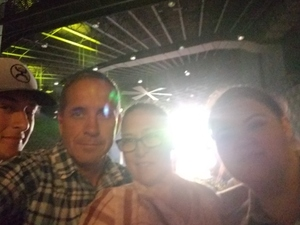 Mitchell attended Brad Paisley Weekend Warrior World Tour Standing and Lawn Seats Only on Apr 13th 2018 via VetTix