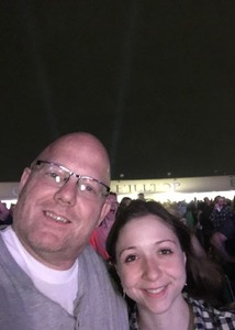Michael attended Brad Paisley Weekend Warrior World Tour Standing and Lawn Seats Only on Apr 13th 2018 via VetTix