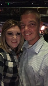 Christopher attended Brad Paisley Weekend Warrior World Tour Standing and Lawn Seats Only on Apr 13th 2018 via VetTix