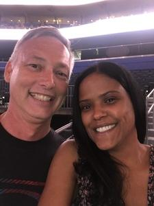 John attended Lorde: Melodrama World Tour on Apr 11th 2018 via VetTix