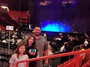 Mario Hernandez attended Lorde: Melodrama World Tour on Apr 12th 2018 via VetTix