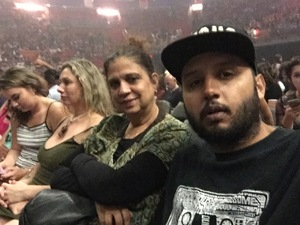 Danny attended Lorde: Melodrama World Tour on Apr 12th 2018 via VetTix