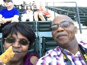 Larry Event attended Cleveland Indians vs. Houston Astros - MLB on May 27th 2018 via VetTix