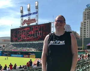 Amber attended Cleveland Indians vs. Houston Astros - MLB on May 27th 2018 via VetTix