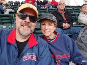 Norman attended Cleveland Indians vs. Kansas City Royals - MLB on May 13th 2018 via VetTix