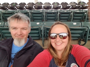 Edwin attended Cleveland Indians vs. Kansas City Royals - MLB on May 13th 2018 via VetTix