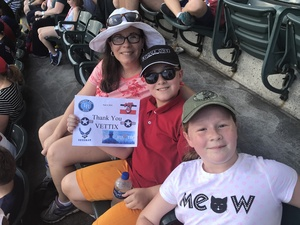 Russell attended Cleveland Indians vs. Tampa Bay Rays - MLB on Sep 2nd 2018 via VetTix