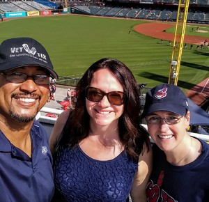 Darrell attended Cleveland Indians vs. Tampa Bay Rays - MLB on Sep 2nd 2018 via VetTix