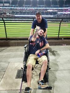 Philip attended Cleveland Indians vs. Tampa Bay Rays - MLB on Sep 2nd 2018 via VetTix