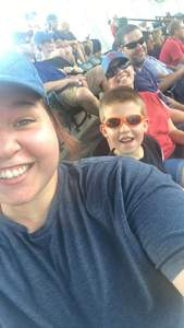 Charles attended Cleveland Indians vs. Tampa Bay Rays - MLB on Sep 2nd 2018 via VetTix