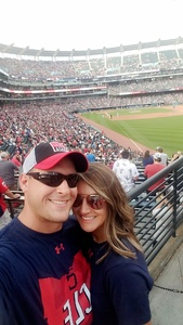 Brian McNew attended Cleveland Indians vs. Tampa Bay Rays - MLB on Sep 2nd 2018 via VetTix