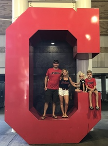 Ryan attended Cleveland Indians vs. Tampa Bay Rays - MLB on Sep 2nd 2018 via VetTix